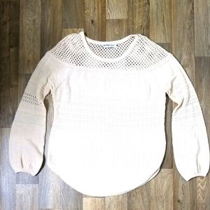 Know Rose Sweater
